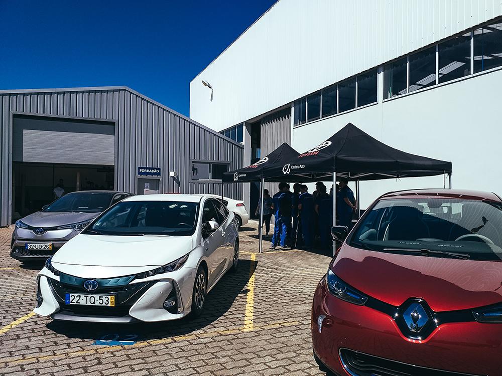 4º Workshop veículos eletrificados em Braga
