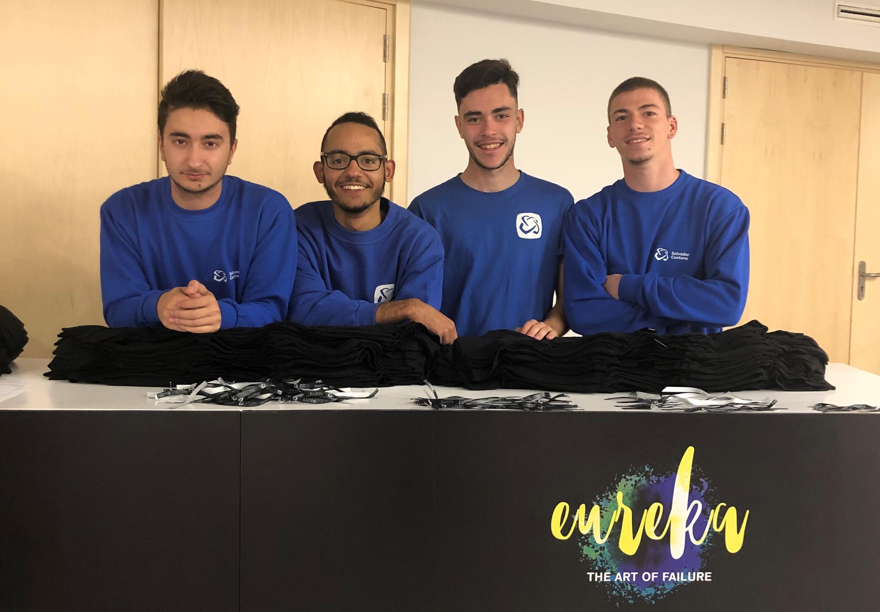 Formandos participam na Convenção de Quadros 2019 do Grupo Salvador Caetano